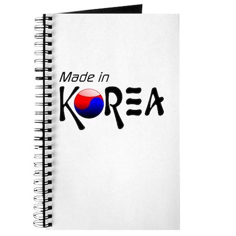 Made in Korea Journal
