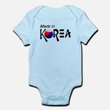 Made in Korea Infant Bodysuit