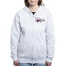 Made in Korea Zip Hoodie