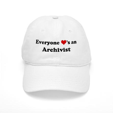 Loves a Archivist Cap