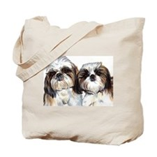 Cute Shih tzu Tote Bag