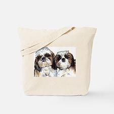 Cute Watercolor Tote Bag