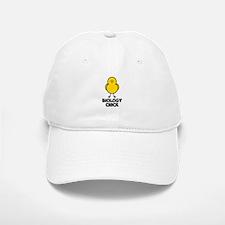 Biology Chick Baseball Baseball Cap