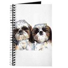 Cute Shih tzu Journal