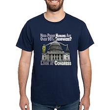 Evolution of Congress T-Shirt
