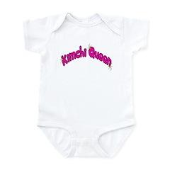 Kimchi Queen Infant Bodysuit