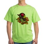 Cornucopia Abundent Fruit Green T-Shirt