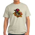 Cornucopia Abundent Fruit Light T-Shirt