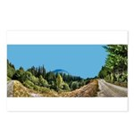 Dirt Road Mountain Path Postcards (Package of 8)