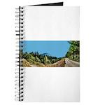 Dirt Road Mountain Path Journal