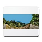 Dirt Road Mountain Path Mousepad