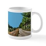 Dirt Road Mountain Path Mug