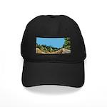Dirt Road Mountain Path Black Cap