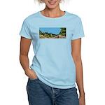 Dirt Road Mountain Path Women's Light T-Shirt
