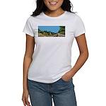Dirt Road Mountain Path Women's T-Shirt