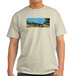 Dirt Road Mountain Path Light T-Shirt
