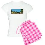 Dirt Road Mountain Path Women's Light Pajamas