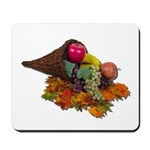 Fall Cornucopia Mousepad