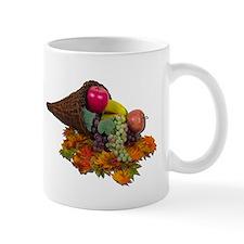 Fall Cornucopia Mug