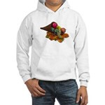 Fall Cornucopia Hooded Sweatshirt