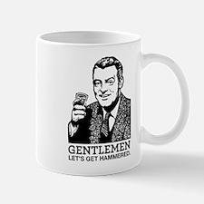 Gentlemen Small Small Mug