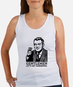 Gentlemen Women's Tank Top