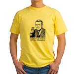 Gentlemen Yellow T-Shirt