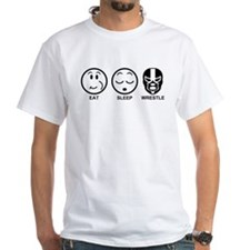 Eat Sleep Wrestle Shirt