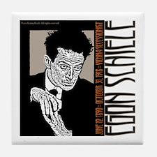 Egon.3 Tile Coaster