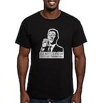 Gentlemen Men's Fitted T-Shirt (dark)