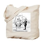 I'm Your Protocol Officer Tote Bag