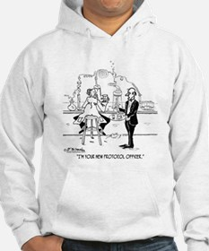 I'm Your Protocol Officer Hoodie