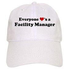 Loves a Facility Manager Cap