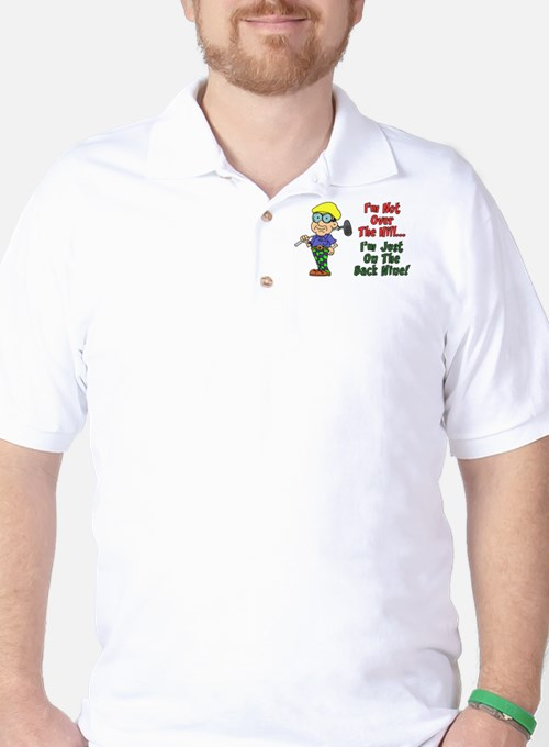 Just On The Back Nine T-Shirt
