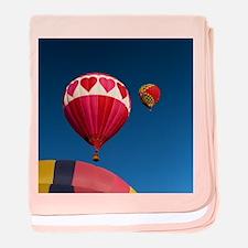 Hot Air Balloons 6149 baby blanket