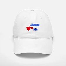 Jesus Loves Me Baseball Baseball Cap