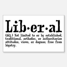 Definition of Liberal Decal