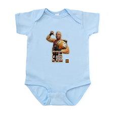 WSW ROB VAN DAM CHAMPION 1 Infant Bodysuit