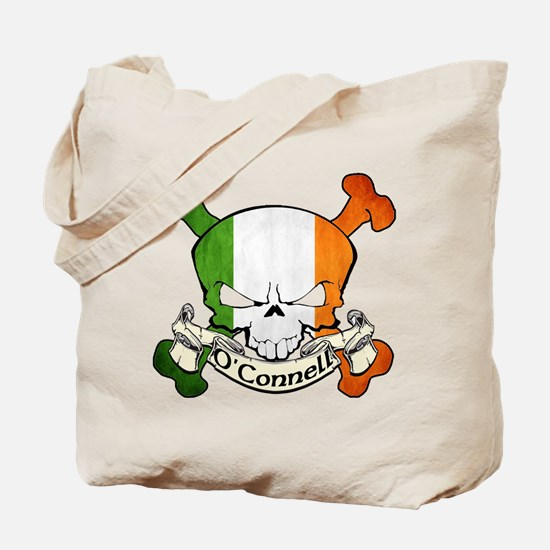 O'Connell Skull Tote Bag