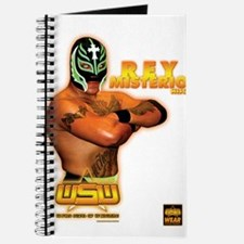 WSW REY MISTERIO HIJO HERO PO Journal
