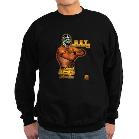 WSW REY MISTERIO HIJO HERO PO Sweatshirt (dark)