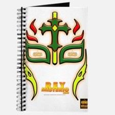 REY MISTERIO HIJO MASK 1 Journal