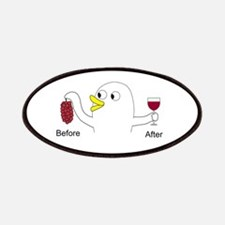 Wine Maker Patches