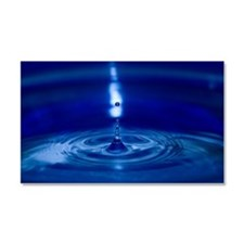 Drop of Water Car Magnet 20 x 12