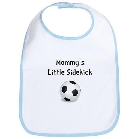 Mommy's Sidekick Soccer Bib