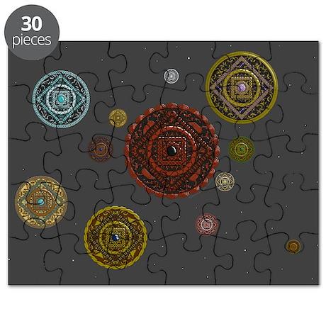 The Zodiac Puzzle
