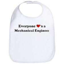 Loves a Mechanical Engineer Bib