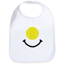 Tennis Smile Bib