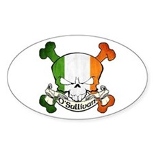 O'Sullivan Skull Decal