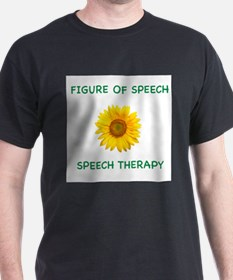 Figure of Speech Therapy T-Shirt